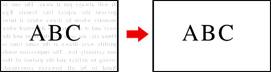 pdf 文字つぶれ はっきり